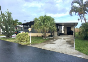 6066 Seashore Dr.,Lantana,Florida 33462,2 Bedrooms Bedrooms,2 BathroomsBathrooms,Mobile Homes,Palm Breezes Club,Seashore Dr.,1147