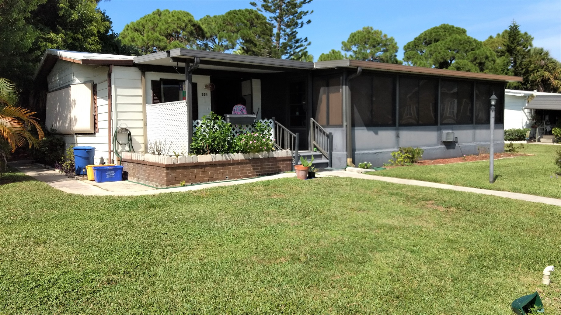 2B 2B Very Spacious Mobile Home 3 Months Lot Rent Free!-TMF 334 ...