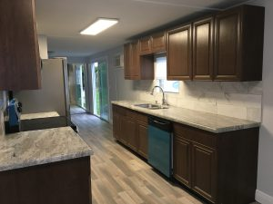 Installing Kitchen Cabinets Into Your Mobile Home