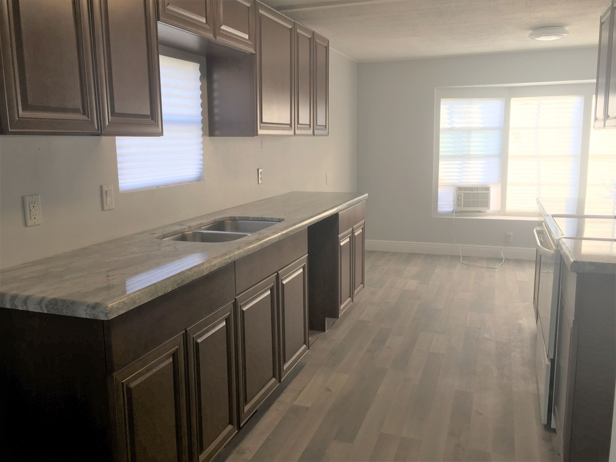 Kitchen Cabinets For A Mobile Home